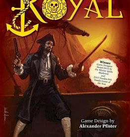 Steve Jackson Games (SJG) Port Royal