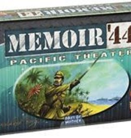 Days of Wonder (DOW) Memoir '44 Pacific Theater Expansion