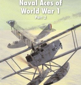 Osprey Publishing (OSP) Naval Aces of World War 1 part 2