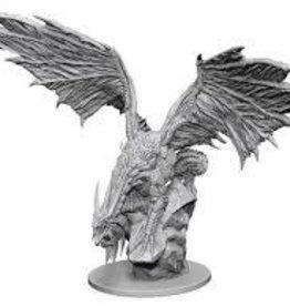 Wizkids (WZK) Pathfinder Minis: Silver Dragon