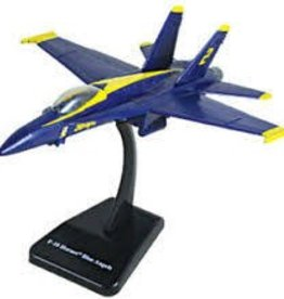 WOW Toyz (WOW) 1/72 Blue Angels F-18 Diecast