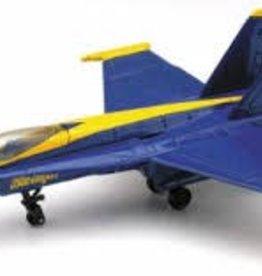 WOW Toyz (WOW) 1/72 Blue Angels F-18 Snap