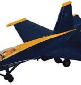 WOW Toyz (WOW) 1/72 Blue Angel F-18 Builtup