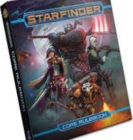 Paizo Publishing (PZO) Starfinder RPG Core Rulebook