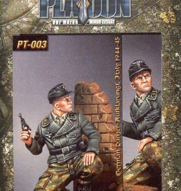 Pegaso Models (PGS) 1/35 German Pz Aufklarung Fig
