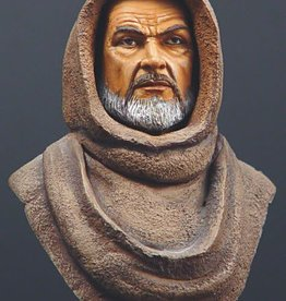 El Viejo Dragon (EVD) 1/10 Franciscan Monk (Connery) Bust