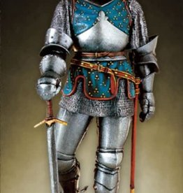 Pegaso Models (PGS) 90mm Man at Arms c1450