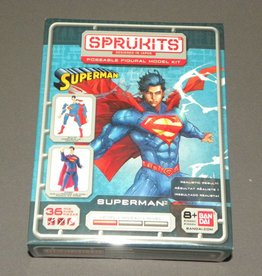 Bandai (BAN) Superman Posable Figure Kit