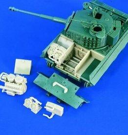 Verlinden (VER) 1/48 Tiger I Rear Compartment