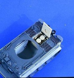 Verlinden (VER) 1/48 Tiger I Engine Dropin