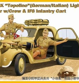 Bronco Models (BOM) 1/35 GER/ITL LIGHT STAFF CAR