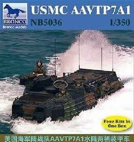 Bronco Models (BOM) 1/350 USMC AAVAT7A1