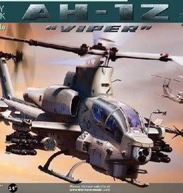 Kitty Hawk Models (KHM) 1/48 AH-1Z Viper USMC