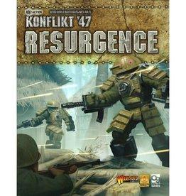 Warlord Games (WLG) Konflikt 47 Resurgence