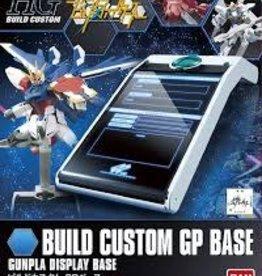 Bandai (BAN) 000 BUILD CUSTOM GP BASE Gunpla Display Base HG