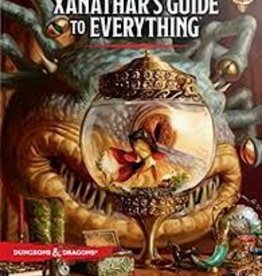 Wizards of the Coast (WOC) D&D Xanathar's Guide to Everything