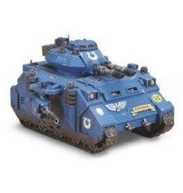 Games Workshop (GAW) 40K: SM Predator Tank