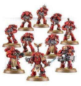 Games Workshop (GAW) Blood Angels Tactical Squad