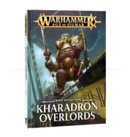 Frog Model Co (FRG) Battletome: Kharadron Overlords (HB)
