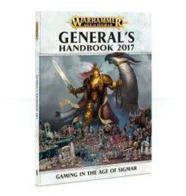 Games Workshop (GAW) Age of Sigmar Generals Handbook 2018