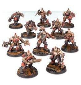 Games Workshop (GAW) Necromunda Goliath Gang