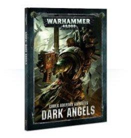 Games Workshop (GAW) WH40K Dark Angels Dice