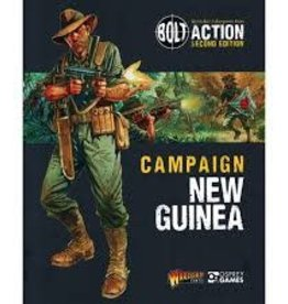 Warlord Games (WLG) Bolt Action Campaign: New Guinea