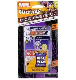 Wizkids (WZK) Marvel Dice Masters Defenders Team Pack