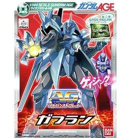 Bandai (BAN) 1/144 Gafran Gundam Age AG