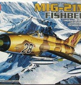 Academy/Model Rectifier Corp. (ACY) 1/48 MiG 21 MF
