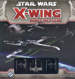 Fantasy Flight (FFG) SW X-Wing Starter Set
