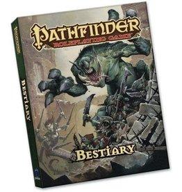 Paizo Publishing (PZO) Pathfinder Bestiary Pocket Edition