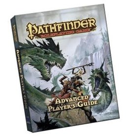 Paizo Publishing (PZO) Pathfinder Advanced Players Guide Pocket Edition