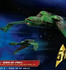 AMT (AMT) 1/350 Star Trek Klingon Bird-of-Prey