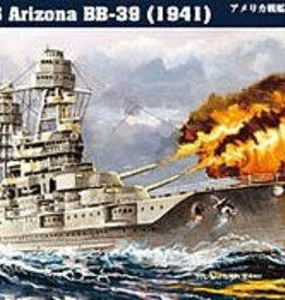 Hobby Boss (HBO) 1/700 USS AIRZONA  BB-39