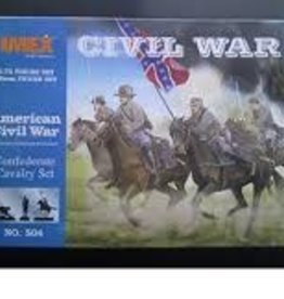 Imex (IMX) 1/72 CONFEDERATE CAVALRY SET