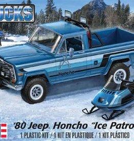Revell Monogram (RMX) 1/25 '80 Jeep Honcho Ice Patrol