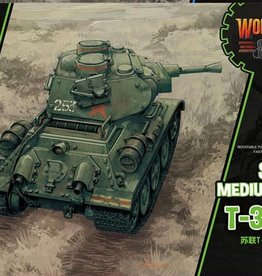 Meng (MGK) T-34/76 Soviet Toon Tank