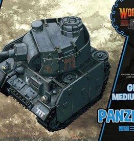 Meng (MGK) Pz III German Toon Tank