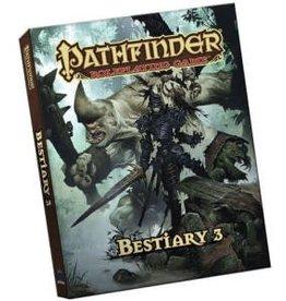 Paizo Publishing (PZO) Pathfinder: Bestiary 3 Pocket Edition