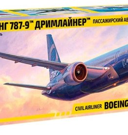Zvezda (ZVE) 1/144 Boeing 787-9 Dreamliner