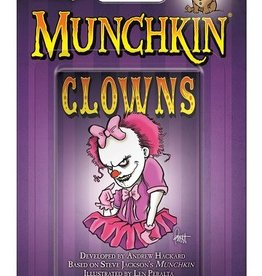 Steve Jackson Games (SJG) Munchkin: Clowns