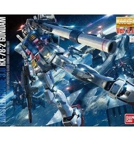 Bandai (BAN) 1/100 Gundam RX-78-2 ver 3.0 MG