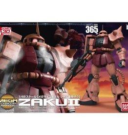 Bandai (BAN) 1/48 MS-06S CHAR'S ZAKU II MEGA SIZE