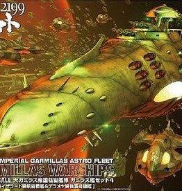 Bandai (BAN) 1/1000 Garmillas WarShip Set 4