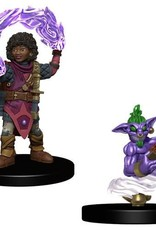 Wizkids (WZK) Wardlings - Girl Wizard & Genie