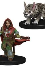 Wizkids (WZK) Wardlings - Girl Ranger & Lynx
