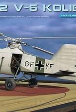 MiniArt (MNA) 1/35 Fl 282 V6 Kolibri Helicopter