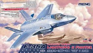 Meng (MGK) 1/48 F-35A Lightning II
