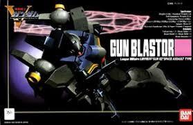 "Bandai (BAN) 1/100 Gun Blaster LM111E03 ""Gun EZ"" Space Assault Type Victory Gundam"